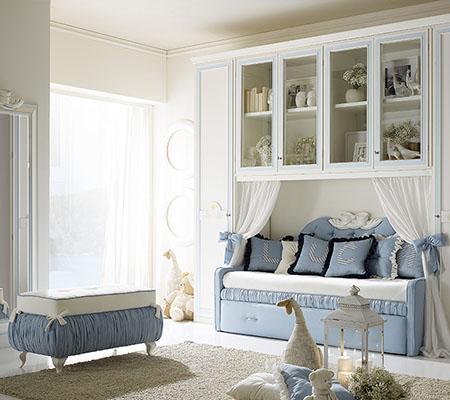 Bianco mobili camerette for Ardisa arredamenti somma vesuviana